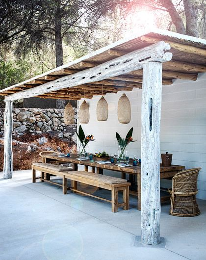 outdoor dining goals
