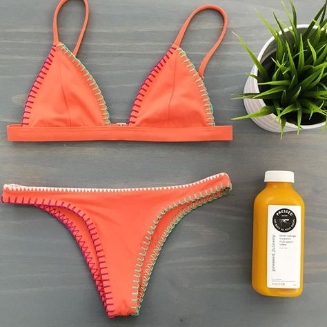 bikinis and juice