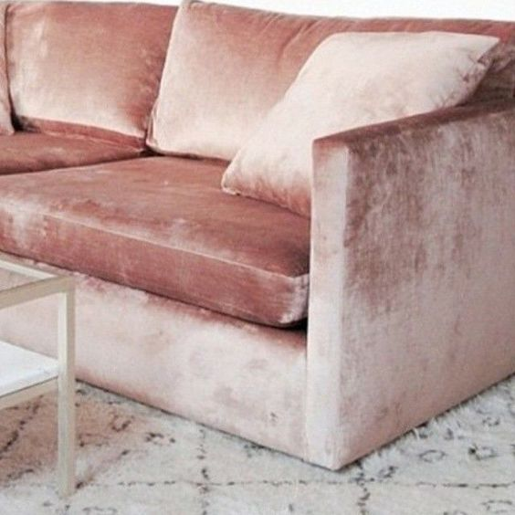 pink velour