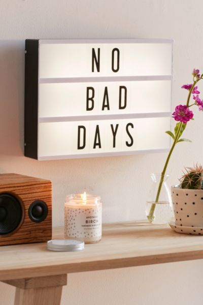 no bad days ever