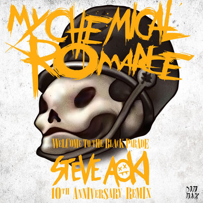 """Welcome to the Black Parade (Steve Aoki 10th Anniversary Remix)"" My Chemical Romance"