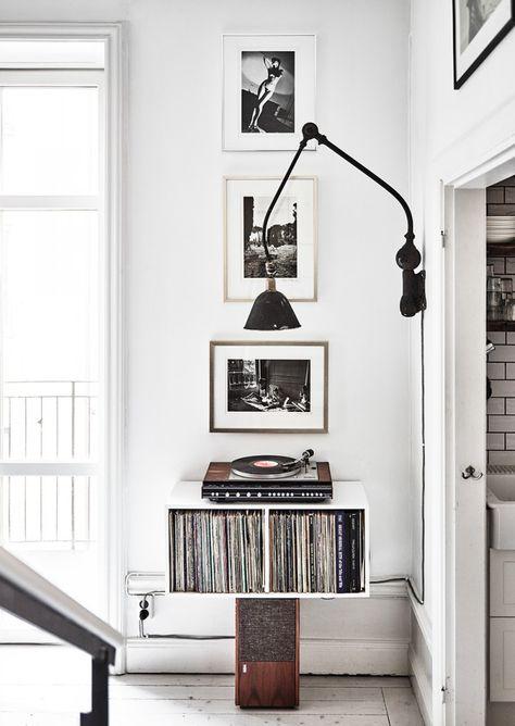 record corner