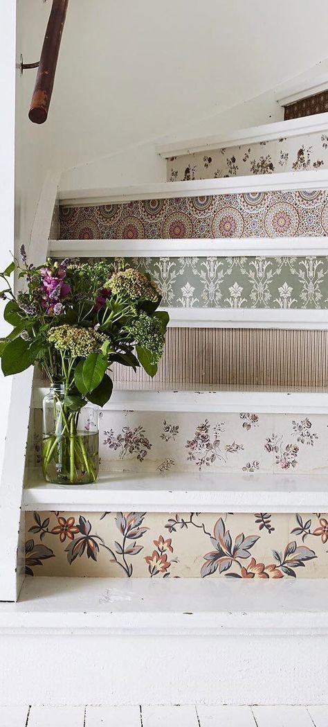 vintage steps