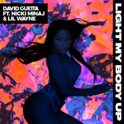 light my body up - david guetta