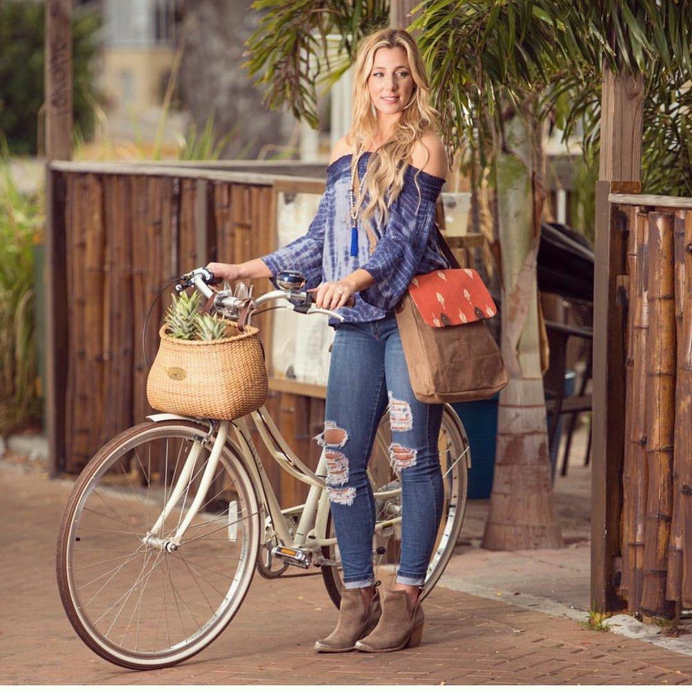 boho bike rides