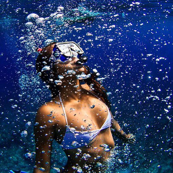 snorkel sesh