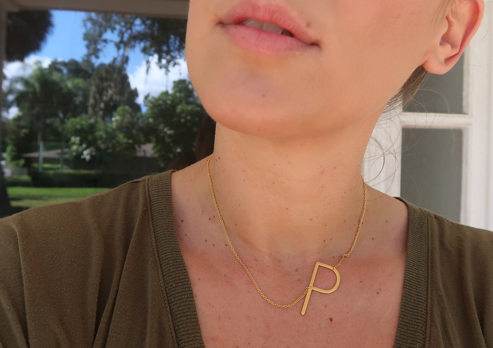 Anthro P Necklace