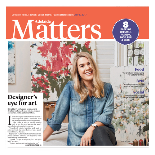 ADELAIDE MATTERS / JULY 5 2017