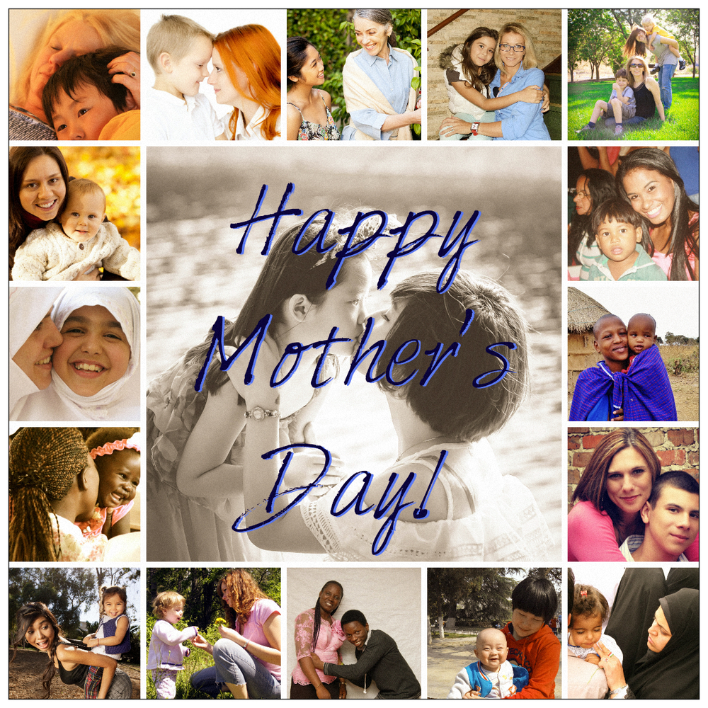 Happy Mother's Day from Learning Differences World!