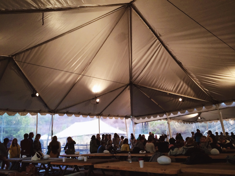 The Big Tent / Dining Hall
