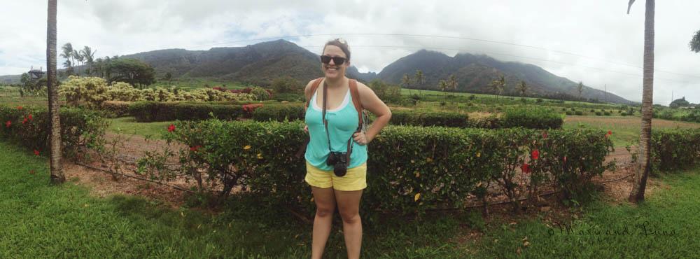 Maui plantation exploring