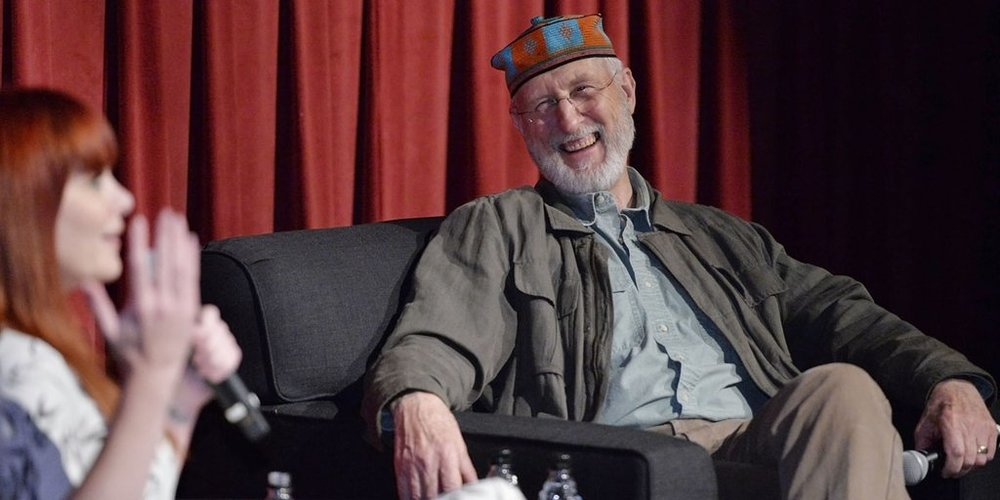 interviewing james CROMWELL at the tcm classic film festival