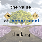 The value of independent thinking