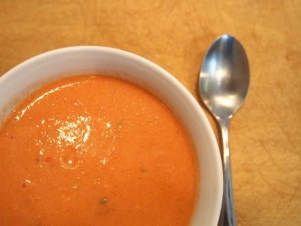 paleo cream of tomato soup