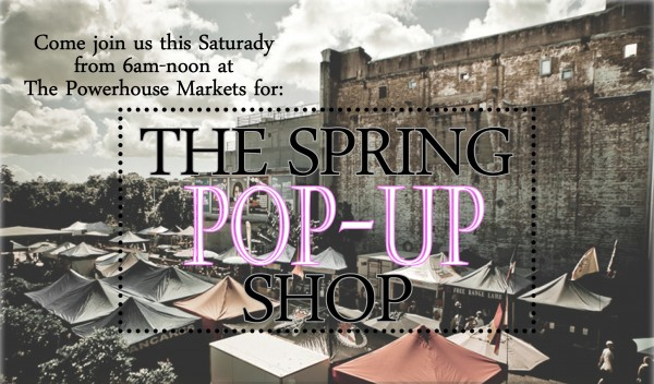 The Spring Shop at The Powerhouse Markets
