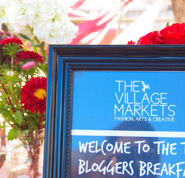 TVM bloggers breakfast 2013