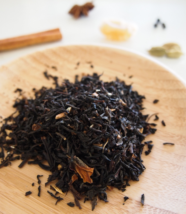 brewed chai tea