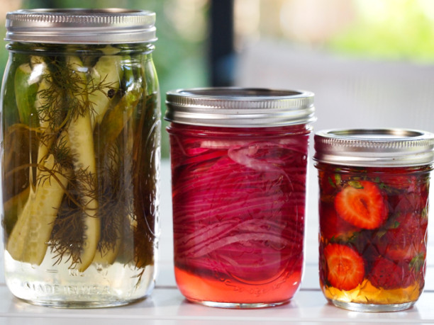 three simple pickle recipes to make at home