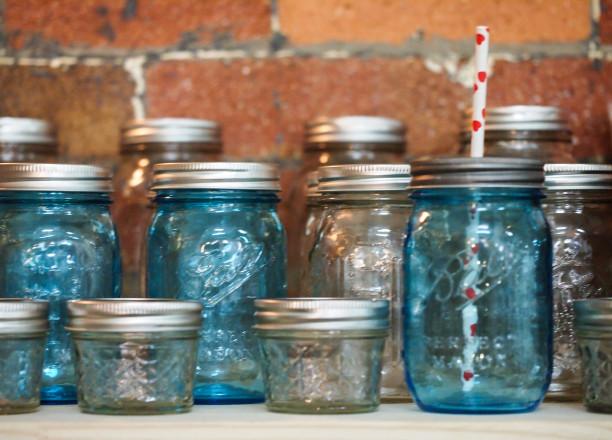 mason jars Brisbane The Spring Shop