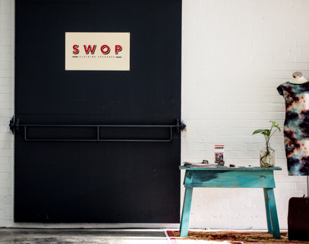 SWOP clothing exchange West End
