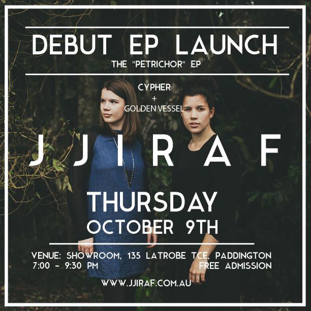 Jjiraf EP ALBUM COVER