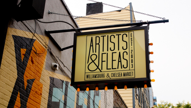 Williamsburg Artists and Fleas Market