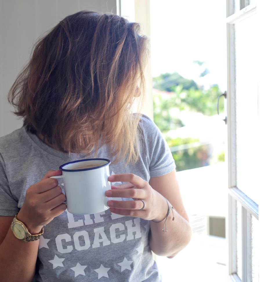 Life Coach T Shirt