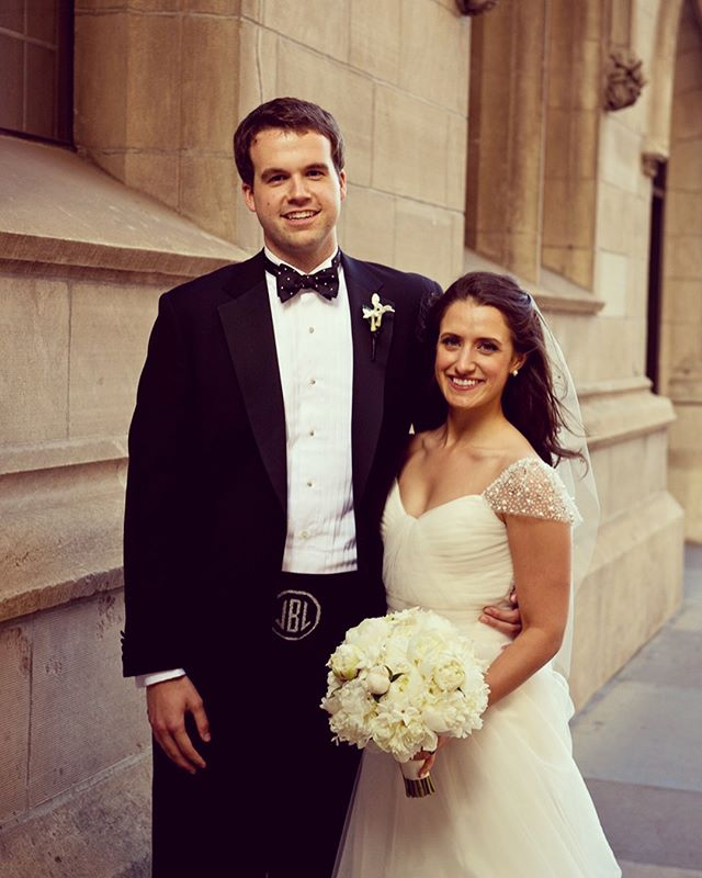 Happy 4th anniversary to The Best. More sleep then, but more joy now. #jennyandleland