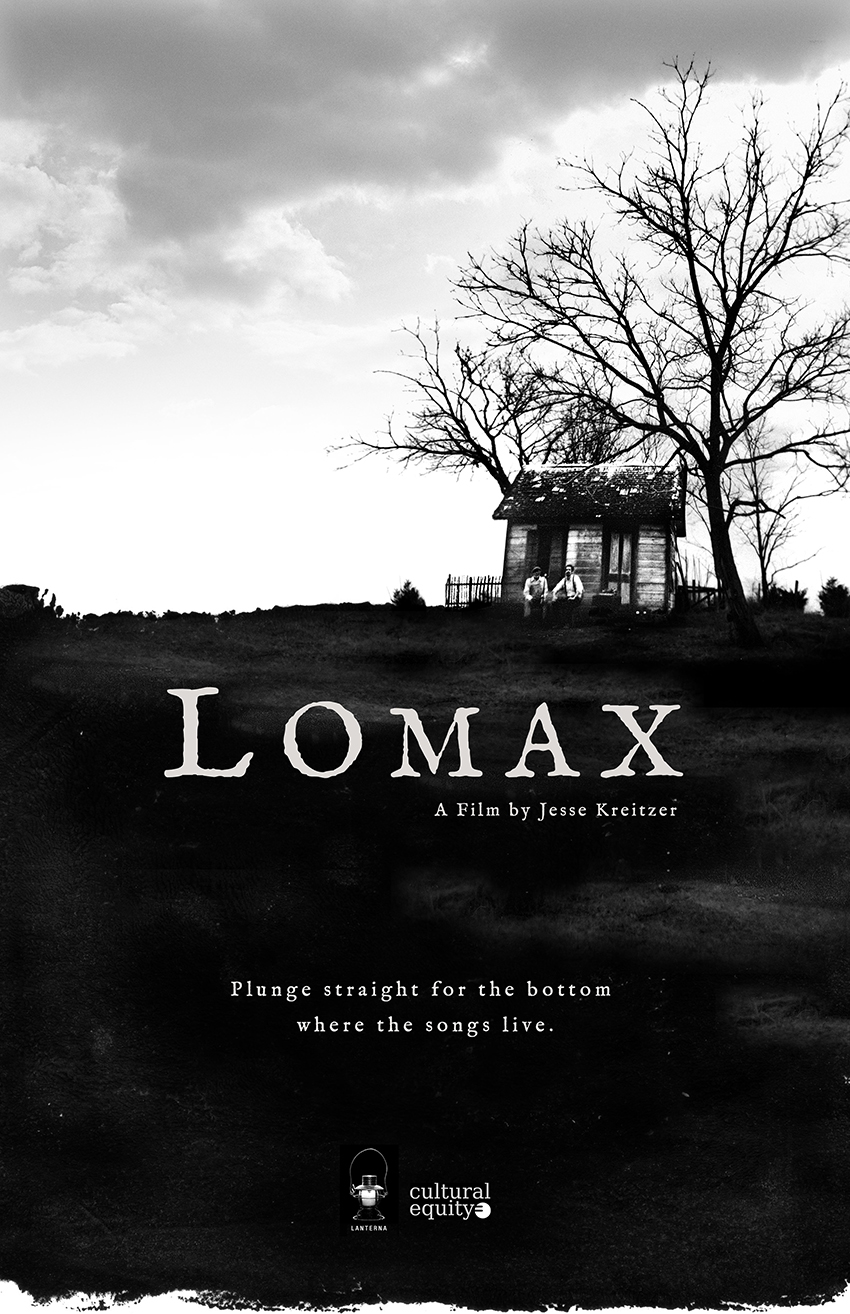 Lomax  - One Sheet Movie Poster