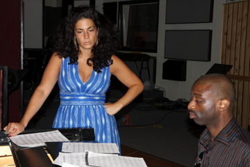 "Recording ""Joanna Pascale and Anthony Wonsey Play the Great American Songbook""-2010"