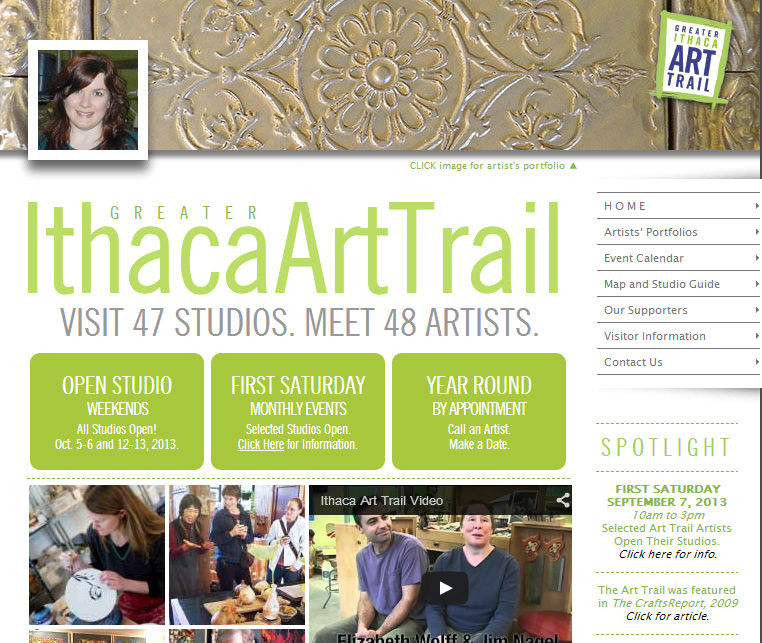 Greater Ithaca Art Trail