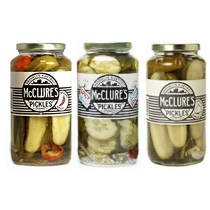 Pickles retail