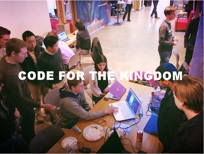 Code for the Kingdom