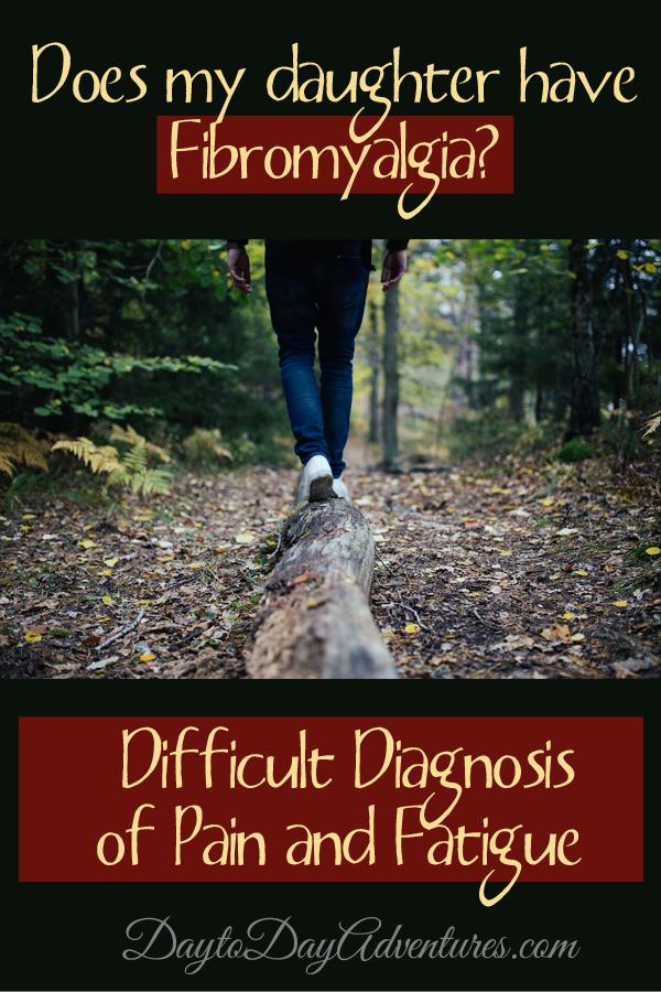 Pain Fatigue Fibromyalgia - DaytoDayAdventures.com