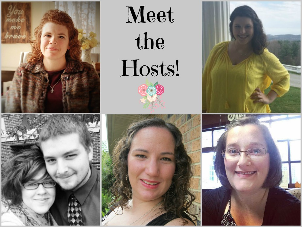 Meet the hosts Life is Lovely Linkup