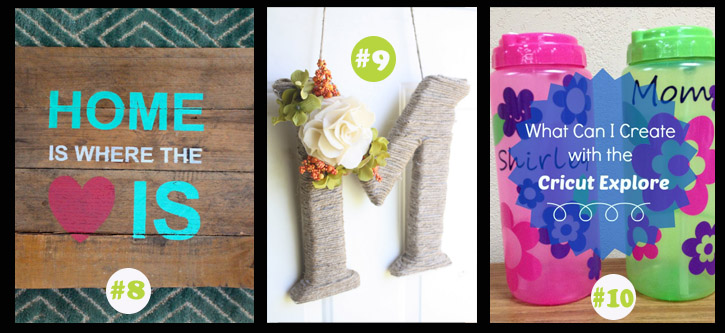 10 quick crafts to make for gifts - DaytoDayAdventures.com