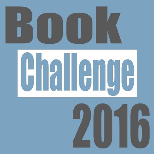 Book Challenge 2016 - DaytoDayAdventures.com
