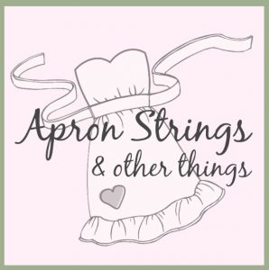 Linda at Apron Strings and other things