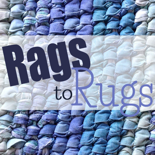 How to make Rag Rugs!