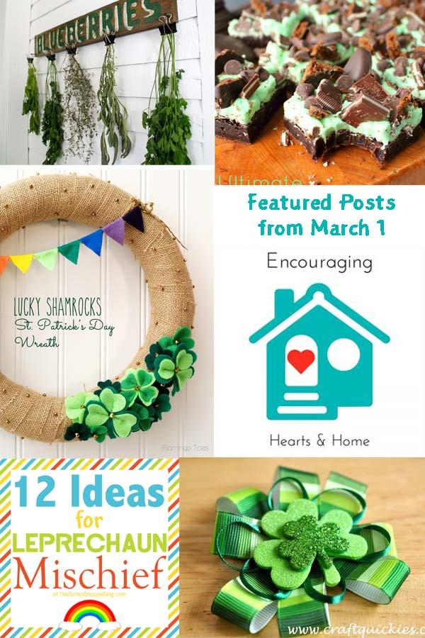 Encouraging Hearts blog hop