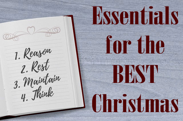 Make your Christmas the best yet by choosing the the essentials for your list this year!