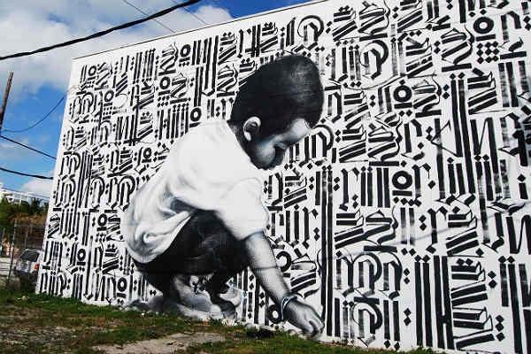 """""""Alone Together"""" Art Basel Miami 2012 (image source: aandhmag)"""