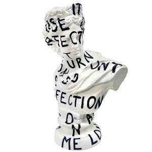 """White imperfection"""