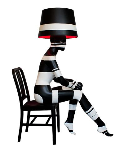 """sitting stripes"""