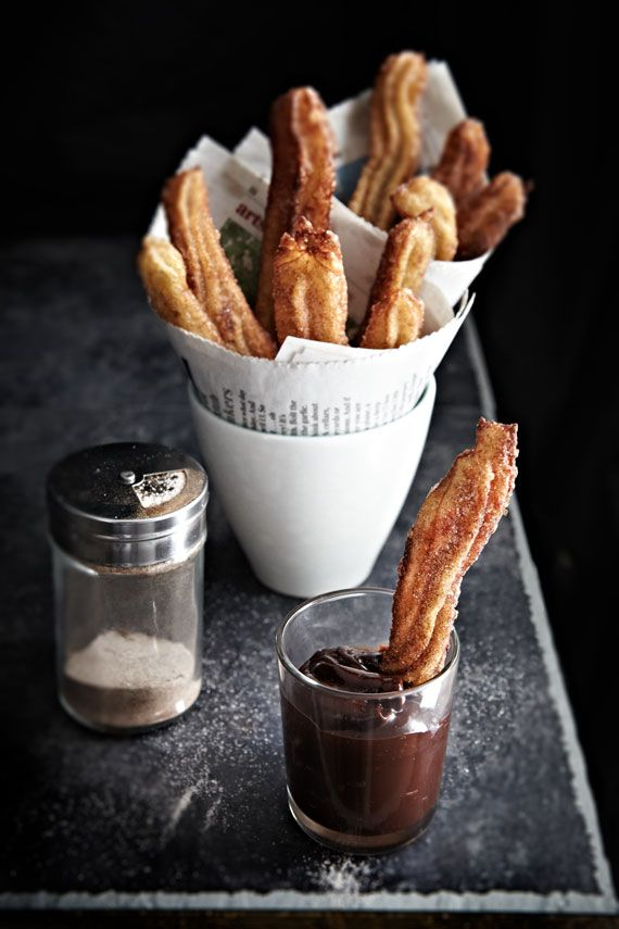 Churros (image source: mowielicious)