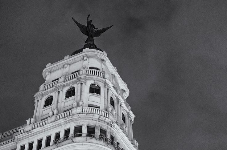 Gran Via in Madrid by Pablo Lopez.jpg