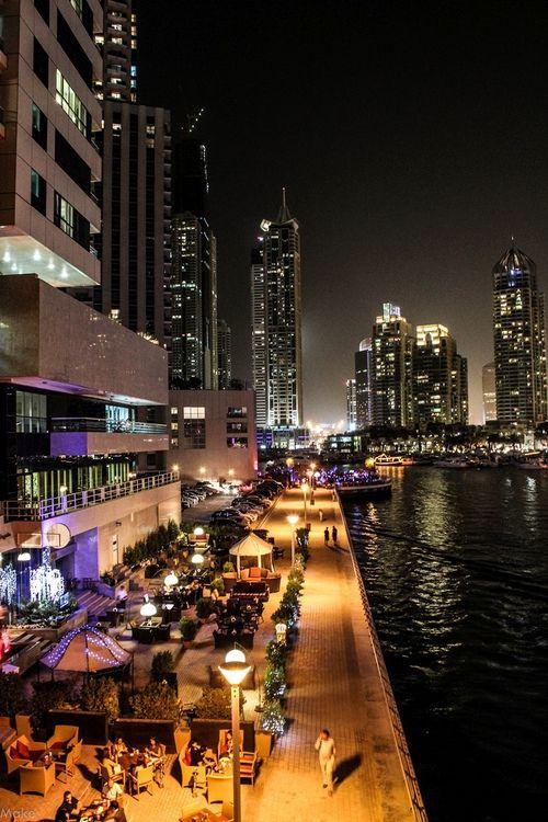 Dubai Marina (Image Source: bypateltravel)