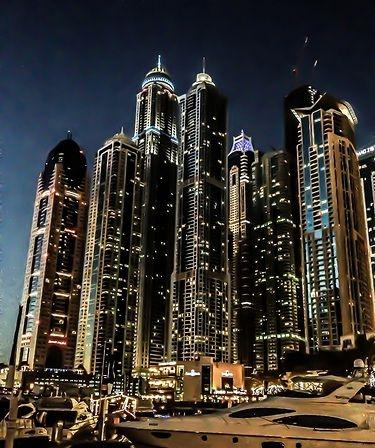 Dubai Marina Walk (Image Source: Flickr)