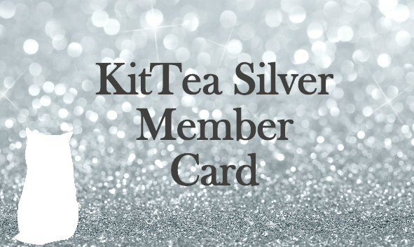 Image of a KitTea Silver Membership Card