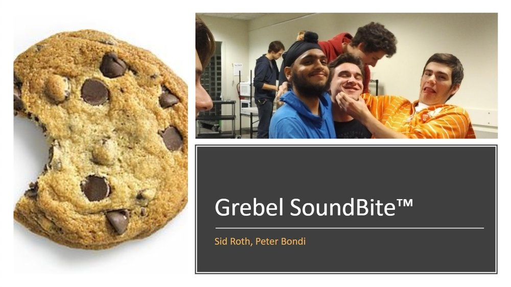 Grebel SoundBite
